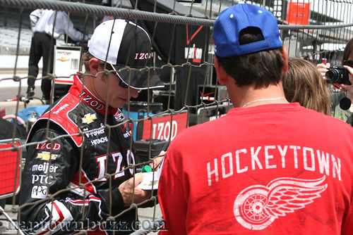 """Indy 500 Opening Day: Ryan Briscoe • <a style=""""font-size:0.8em;"""" href=""""http://www.flickr.com/photos/78612590@N05/7212941688/""""  on Flickr</a>"""