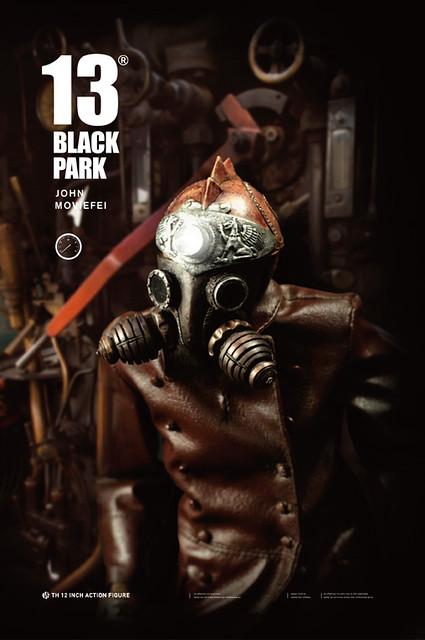 玩具新勢力!BLACK 13 PARK介紹