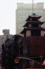 China merges into New York (eweliyi) Tags: usa newyork chinatown 365travelmemories