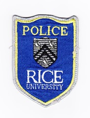 TX - Rice University Police Department (Inventorchris) Tags: old cars ford public car campus justice office illinois paint texas peace cops tx police security pd safety il company criminal cop vehicle service crown law motor enforcement patch squad emergency job protection patches department officer patrol services interceptor officers enforcment