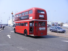 Local Haunts (PD3.) Tags: park uk england bus london buses uxa tour transport hard royal hampshire portsmouth routemaster local lt southsea psv pcv rm gunwharf haunts aec wlt hants 994 793 rm994 793uxa wlt994 holidaymay2012