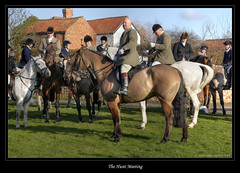 The Hunt Meeting (roddersdad) Tags: horses people countryside hunt febuary 2012 canon1dsmkll wwwimagesbyclivecouk canonef24105mmlf4isusmlens copyrightclivejmaclennan