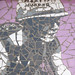 Meat is Murder mosaic by Mark Kennedy on Afflecks Palace, Manchester