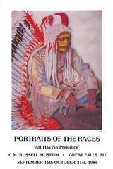 blackfoot blackfeet winoldreiss charlesmrussellmuseum chiefshotonbothsides