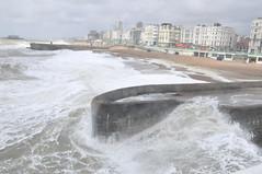 Brighton_Beach_0031 (Peter-Williams) Tags: uk sea beach sussex pier seaside brighton wave seafront groyne