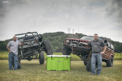 (J.Blair Images) Tags: monster photoshop truck canon fishing jeep offroad hunting iowa rugged coolers cs5