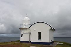 Tacking Point lighthouse & storeroom (r.ros42) Tags: lighthouse newsouthwales portmacquarie tackingpoint