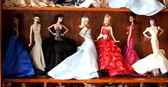 Ready ! (Michaela Unbehau Photography) Tags: fashion cabinet monogram carol giselle eden royalty ayumi rayna eugenia fr2 nuface