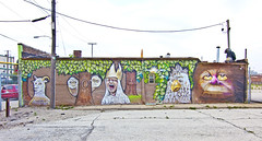 Where the Wild Things Are (Seor Codo) Tags: wild chicago zar graffiti maurice things where sendak cmk chicagograffiti codophoto are illinoismedicaldistrict chrisdiersphotography