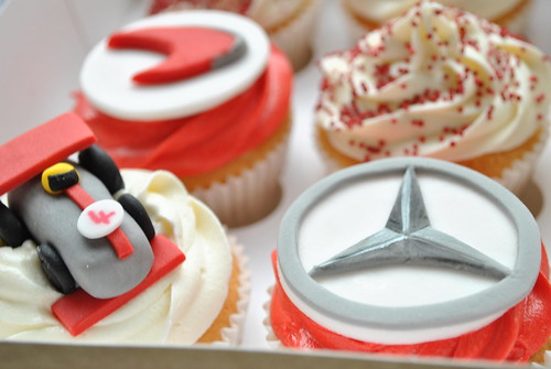 """McLaren Cupcakes • <a style=""""font-size:0.8em;"""" href=""""http://www.flickr.com/photos/75246959@N05/7489066918/"""" target=""""_blank"""">View on Flickr</a>"""