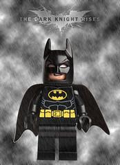 The Dark Knight Rises (Debbie Hickey) Tags: cinema storm film rain canon studio design fly power lego wind july august batman knight rise filters epic bats lightbox brucewayne macrophotography moc afol summerblockbuster legomoc 5dmarkii debbiehickey thedarkknightrises
