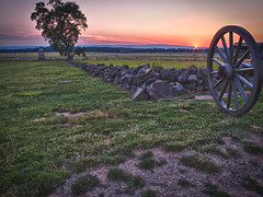 Cemetery Ridge (Explored 486) (jackdeblanc) Tags: pennsylvania gettysburg civilwar cemeteryridge theangle
