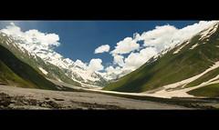 Saiful Muluk Hills - Pakistan