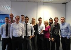 Cardiff Team Leaders (Save Britain Money) Tags: work office cardiff staff nes phones callcentre pepole wcug savebritainmoney