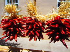 red chiles (kenjet) Tags: chile red newmexico santafe chiles dried redchiles