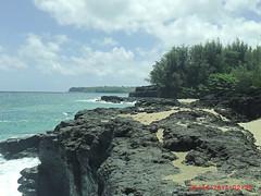 7437998294_2402826a78_b (lilapplebum) Tags: beach northshore kauai hanalei haena hawaiianisland