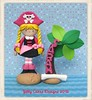 Pirate Girl and palm tree (Jelly Lane Studios) Tags: ocean sea polymerclay treasurechest caketoppers treasuremap pirateboy piratetreasure childrensbirthday piratebirthdayparty birthdaycakedecorations girlypirate polymerclaycaketopper piratecaketopper jellycakesdesigns girlpiratecaketopper pirateboycaketopper piratebirthdaycaketopper piratebirthdaypartydecorations handcraftedpiratecaketopper piratecenterpiece piratetabledecoration