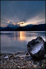 Colico (Gottry) Tags: travel sunset italy panorama lake como landscape lago nikon italia tramonto wide tokina rinaldi lombardia hdr lecco emanuele colico d90 1116 gottry wwwerphotoseu