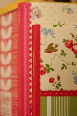 Patterns (.OhSoBoHo) Tags: kitchen vintage journal retro teatin cathkidston addressbook bewleysretrotin orlakielytin