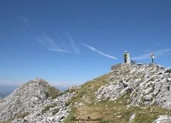Monte Aketegi (andresbasurto) Tags: naturaleza verano monte senderismo lugar euskadi cima montes urbia oñati arantzazu gipuzkoa aitzgorri paraje leku tiempolibre aketegi aitxuri andresbasurto sierradeaitzgorri