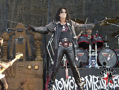 Alice Cooper - Rogers Bayfest - Sarnia-ONT, Canada - July 14th 2012