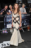 Roxanne McKee. The European Premiere of 'The Dark Knight Rises' held at the Odeon West End - Arrivals.. London, England