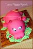 Luau Piggy/ Pig Roast cake (Sweet Treats by Cristy) Tags: birthday party baby cute cookies cake kids children fun piggy hawaii pig cupcakes 3d cookie shaped miami fiestas roast event novelty cupcake figurines luau hawaiian custom figurine tiki torta babyshower whimsical dulce sculpted cristy piggie fondant buttercream girlboy hialeah tikimen sweettreatsbycristy