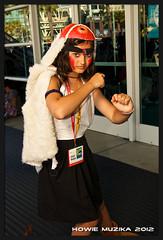 San Diego Comic-Con 2012 (Howie Muzika) Tags: ca costume sandiego cosplay sdcc pocketwizard strobist borderfx lumoprolp160 sandiegocomiccon2012 strobistbackpack