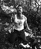 Pain and Anger (James Howlett aka Logan aka Wolverine) Tags: sexy costume cosplay muscular hulk logan marvel dragoncon wolverine bellechere hughjackman
