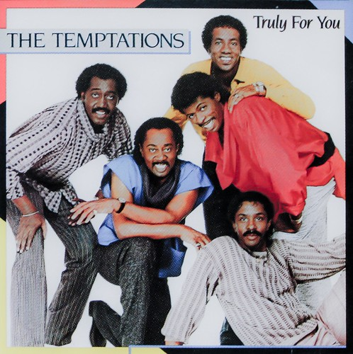 Truly For You The Temptations A Photo On Flickriver