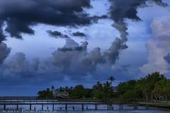 Bokeelia Storm (tropicdiver) Tags: storm gulfofmexico clouds florida pineisland bokeelia