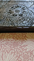 William Morris's Design (Aref-Adib) Tags: redhouse williammorris philipspeakmanwebb williammorrissdesign