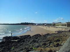 Barry Island Beach