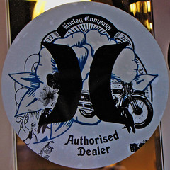 Hurley Company Authoried Dealer (Leo Reynolds) Tags: canon iso100 is sticker powershot f45 squaredcircle 0025sec hpexif sx10 xleol30x sqset083 xxx2012xxx