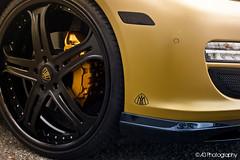 "Porsche Panamera ""Ace of Spades Edition"" (A3 Photography) Tags: gold ace porsche matte spades panamera"