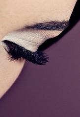 Teste Maquiagem noiva -Janaina Terra (Ana lu 'Fotografia) Tags: 22 sombra maquiagem preto e noiva prata cilios marchetti postiços