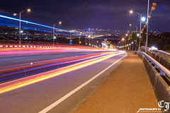 74(Expressway 74) (CJason_Photo) Tags: light lightpainting night painting roc nikon taiwan cj expressway  74   changhua     d800e