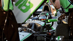 Conor Daly Pitstop (Mitch Ridder Photography) Tags: arizona phoenixinternationalraceway pir indycar indycarseries conordaly driver racecardriver indycardriverconordaly pitstop