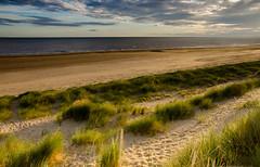 Early Morning Light, Norfolk Coast (Peter Quinn1) Tags: holmedunesnnr norfolkwildlifetrust holme norfolk beach sunrise earlymorninglight dunes sand northnorfolkcoast