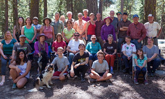 The whole Group _4249 (hkoons) Tags: aspen group jackson meadow reservoir peace corps spring unit tahoe national forest 2016 sierra sierras campout mountians recreation rpcv