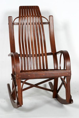 Cherry Amish Rocker by Yoder ($179.20)