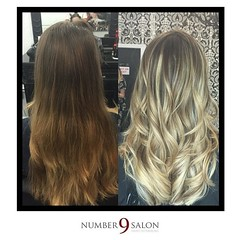 "LOVE this balayage transition from brassy to neutral! Created by stylist, Jerry. #dtsp #balayage #hair #haircolor • <a style=""font-size:0.8em;"" href=""http://www.flickr.com/photos/41394475@N04/28488822931/"" target=""_blank"">View on Flickr</a>"