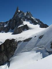 Dente del gigante (mimu81) Tags: valdaosta altavia1 mountains alps alpi trekking hiking italy valferret montebianco montblanc snow white ice glacier