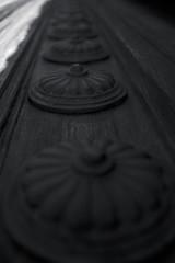 close door (mgigantecaraballo) Tags: door puerta clavos granada alhambra spain espaa