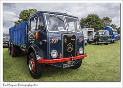 Ronald Patrick and Son (Paul Simpson Photography) Tags: lincolnshire lincolnshireshowground lorry sonya77 august2016 atkinson paulsimpsonphotography photoof photosof imageof imagesof truck transport wagon british ronaldpatrickandson wheels onshow showing vintage classic vintangelorry