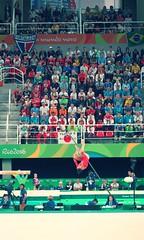 IMG_3378 (Mud Boy) Tags: rio riodejaneiro brazil braziltrip brazilvacationwithjoyce rio2016 rioolympics rioolympics2016 summerolympics 2016summerolympics jogosolmpicosdeverode2016 gamesofthexxxiolympiad thebarraolympicparkbrazilianportugueseparqueolmpicodabarraisaclusterofninesportingvenuesinbarradatijucainthewestzoneofriodejaneirobrazilthatwillbeusedforthe2016summerolympics barraolympicpark barradatijuca rioolympicarena zonebarradatijuca gymnasticsartisticwomensindividualallaroundfinalga011 gymnasticsartisticwomensindividualallaroundfinal ga011 rioolympicarenagymnastics gymnastics alyraisman floorexercise competition favorite rio2016favorite riofacebookalbum riofavorite olympics