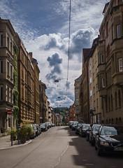 LR_WEB-04677 (thomasmayer382) Tags: stuttgart city stadt himmel sky clouds cloud wolken westen west schwabstrase vogelsang blau huser strase houses streets blue
