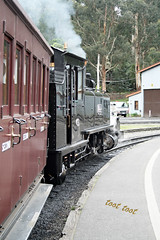 Puffing Billy (misty1925) Tags: puffingbilly train steamtrain belgrave victoria carriage dandenongranges