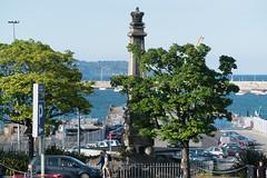 1821  King George IV Monument [Dun Laoghaire, Co. Dublin]-120986 (infomatique) Tags: dnlaoghaire countydublin ireland seasideresort harbour port williammurphy infomatique zozimuz fotonique sony a7rm2 fepz28135mmf4gosslens kinggeorgeiv monument