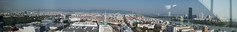 D6C_4438-Pano.jpg (PhantomFFR) Tags: viertelzwei donau danube 1020 omvheadoffice ohw16 dctower1 ausblick vienna donaucity hochzwei hochhausneuedonau messewien panorama wu prater openhousewien cityscape skyline messegelände wien